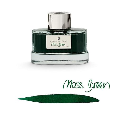 Frasco de Tinta 75 ml Verde Musgo