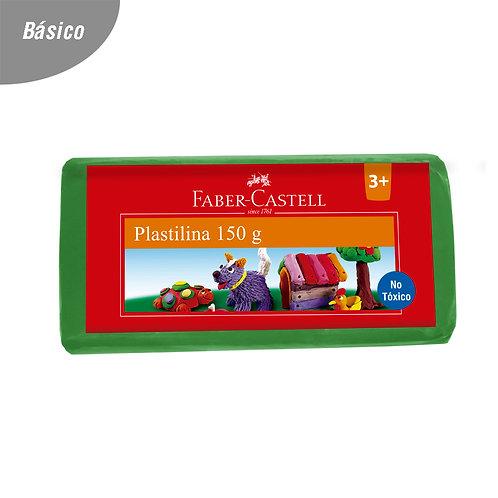 Plastilina Verde 150 g