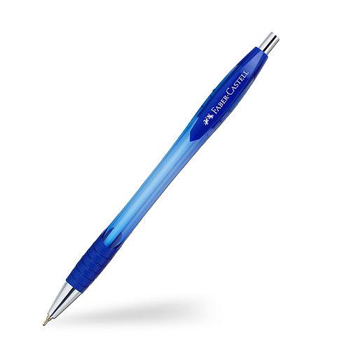 Bolígrafo Prime Retráctil Azul