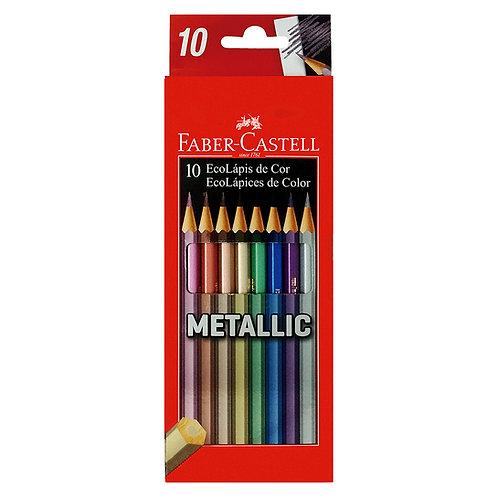 Colores Metalizados x 10 Ecológicos