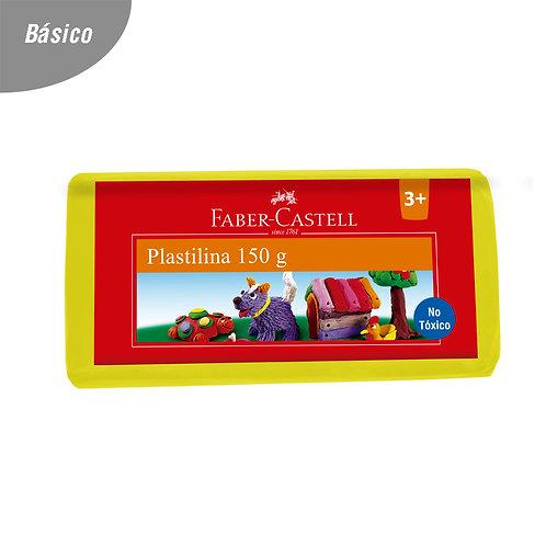 Plastilina Amarilla 150 g