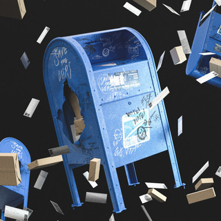 """""""SAVE THE USPS"""""""