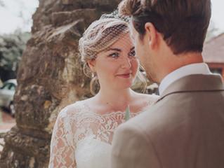 Chloe's Romsey Abbey Wedding