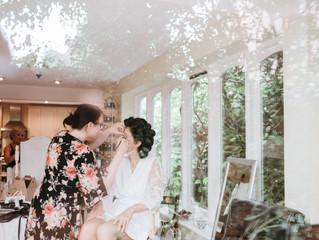 Katie's Wedding Romsey and Sopley Mill