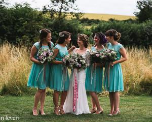 Anna's Clock Barn wedding