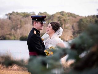 Lizzie's Spring Wedding