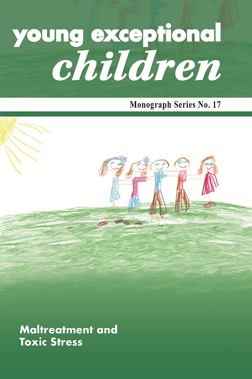 Young Exceptional Children Monograph Series No. 17