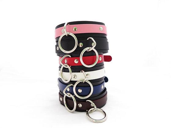 1 Ring Locking Slave Collar