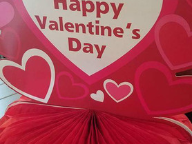 2月11日 バレンタインデー 礼拝