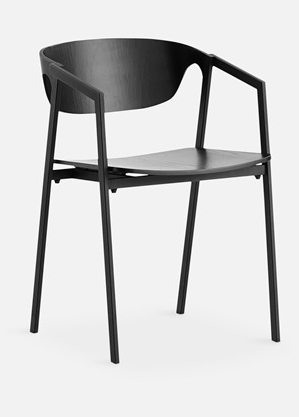 S.A.C Dining Chair - Woud