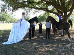 Wedding at Serenity