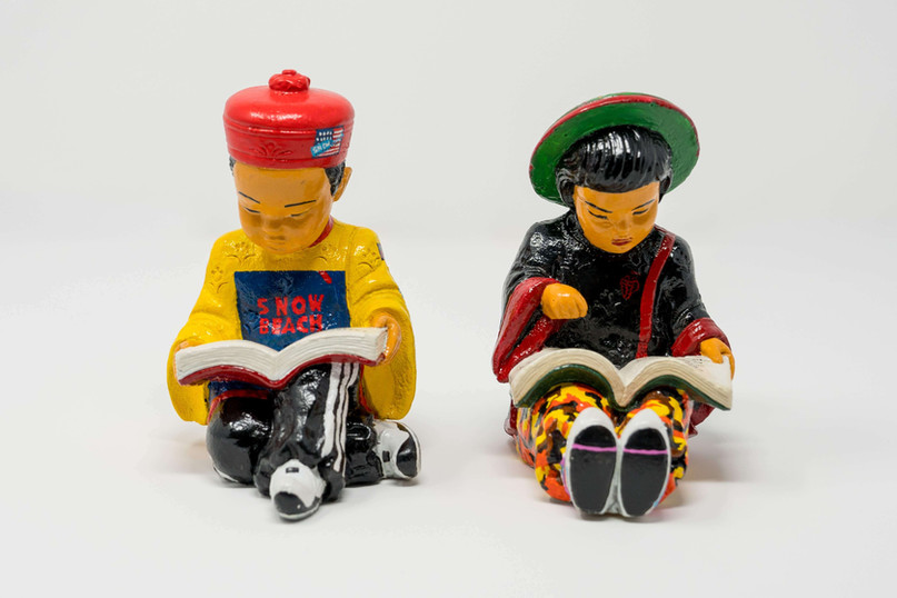 Bookend Pair
