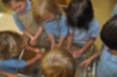 Kingsley School students