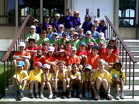 Kingsley School Rainbow Day