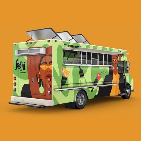 Freshi Food Truck (2020)