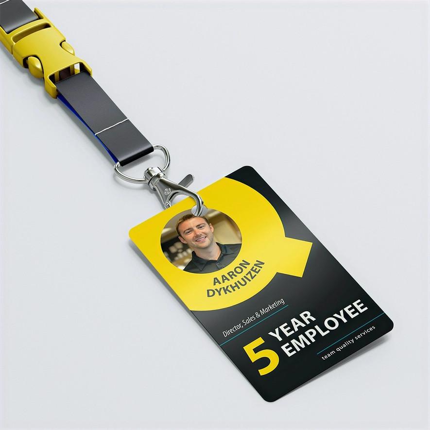 Business Key Card
