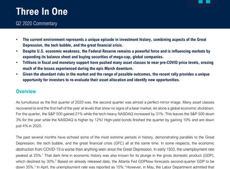 Three In One - Q2 2020 Summary