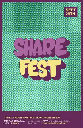 Share Fest, 2018