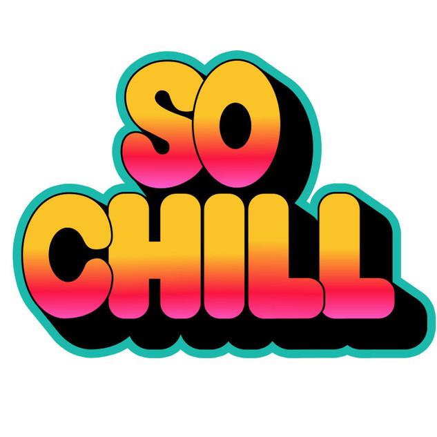 So Chill logo, 2020