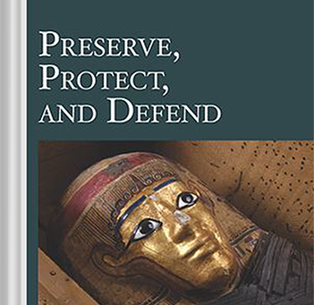 Barbara Appelbaum Books - Preserve, Protect and Defend: A Practical Guide to the Care of Collections
