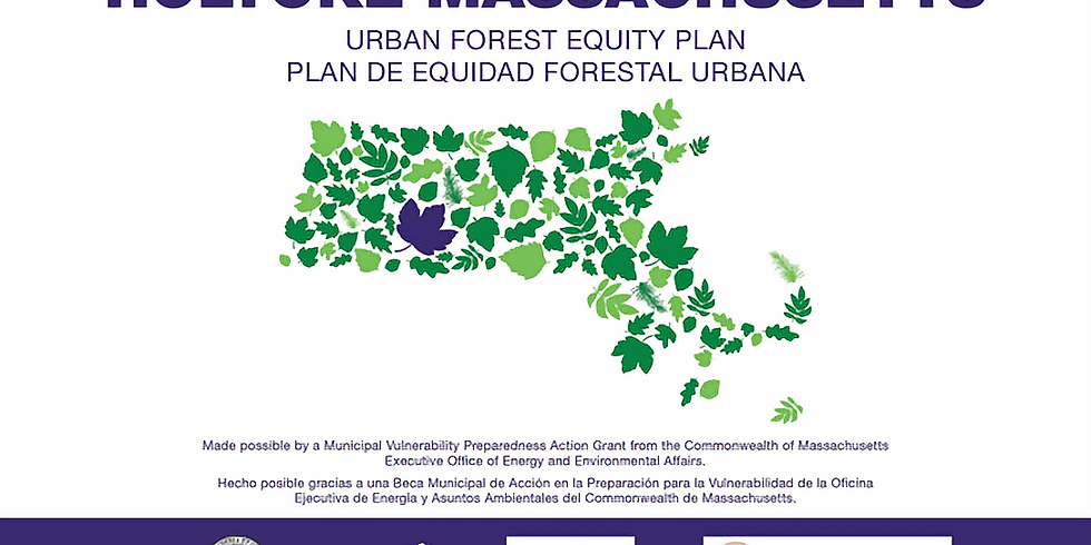 Urban Forest Equity Plan - Public Form
