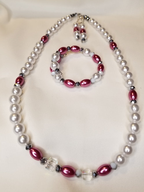 Pearls with Cranberry