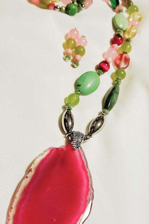 50 Shades of Pink and Green
