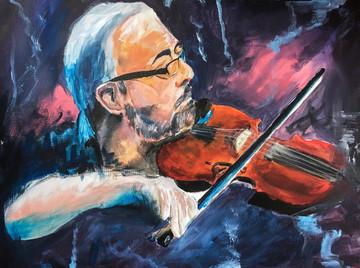 A Portrait of Aly Bain