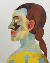 Portrait: A Humble Girl