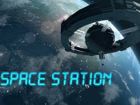 Space Station - Animated Short