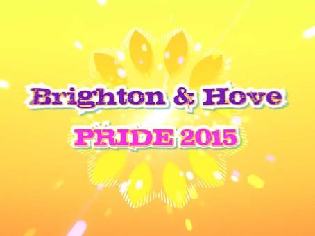 Brighton Pride 2015 - Promo Trailer