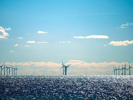 Watching - Rampion Windfarm