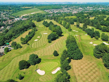 Chipstead Golf Club - Aerial Footage