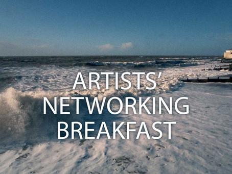 Worthing Artist Networking Breakfast