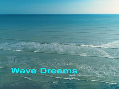 Wave Dreams - low level drone flight