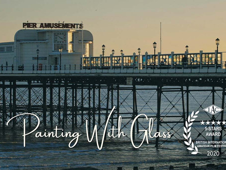 Painting With Glass wins 5 Stars *****