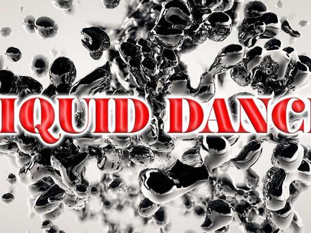 Liquid Dance - Experimental animated short film