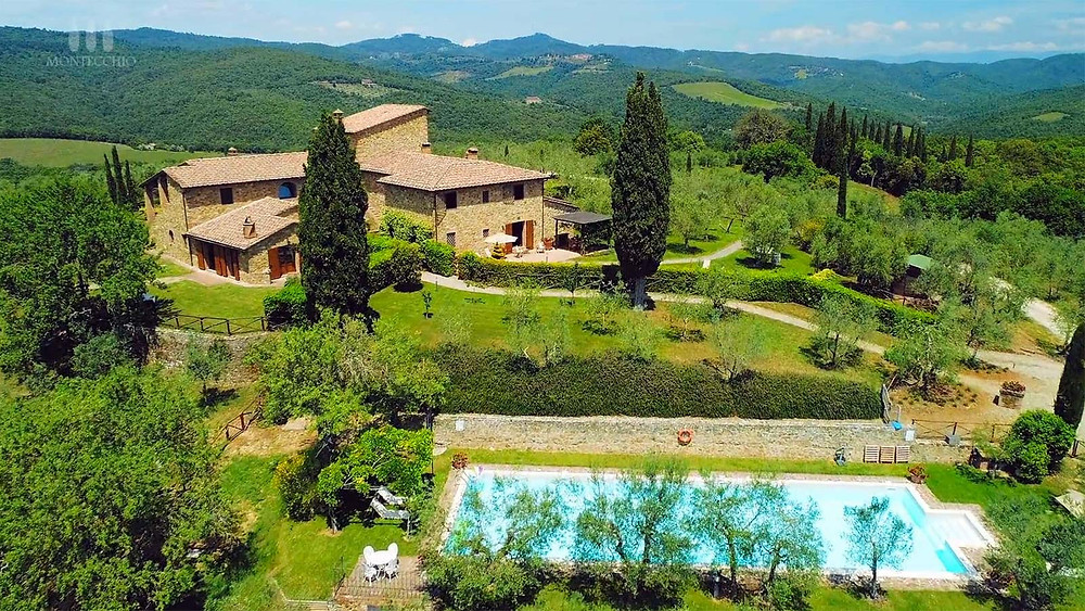 A property video I created in 2017 to showcase Club Montecchio, situated in the C17th Villa Arceno Estate, between Firenze, Siena and Arezzo, located in the heart of Tuscany in the Senese Chianti region.