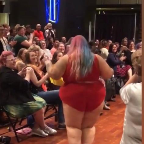 Big Mood: A night of fat fashion