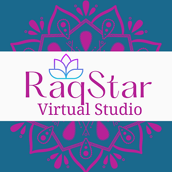 RaQ Star Bellydance Logo