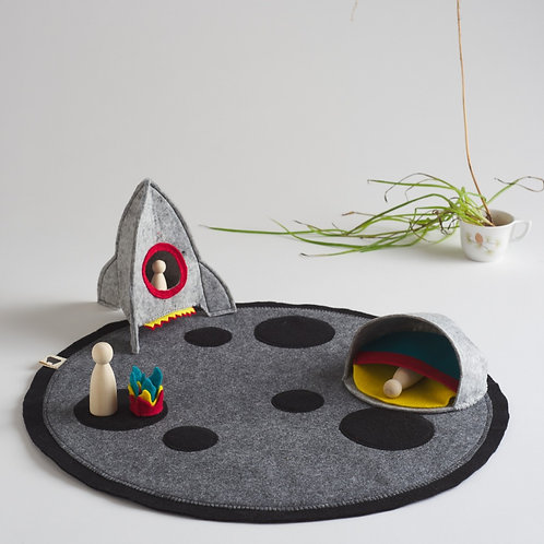 COSMOS Felt Play Set