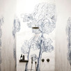 Wet system wallpaper by wallanddeco