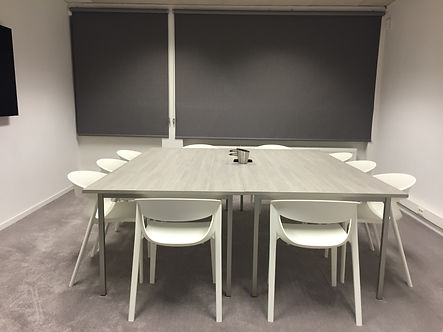black-and-white-blackboard-blinds-chairs