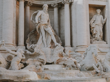 Travel Diary: ⚲ Rome, Italy