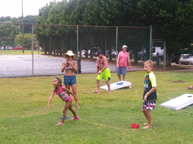 Cornhole Tournament 2