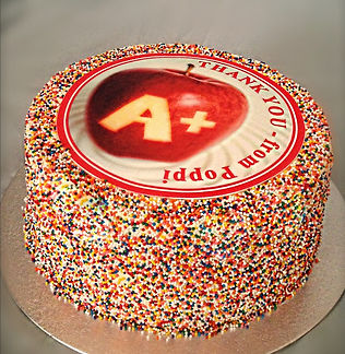 Just Lift Peel & Munch, cake toppers, edible prints, icing toppers, custom icing sheets.