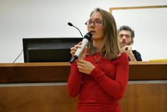 2018 11 12 - Laurine Thizy (Doctorante en sociologie) - La place de l'homme - ENS