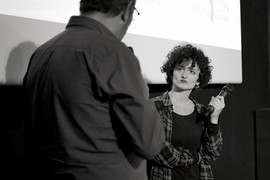 2018 11 13 - Gaïa Formenti (Réalisatrice) - Cittàgiardino - Cinéma Lumière Bellecour