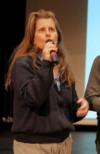 Isabelle Ingold, réalisatrice