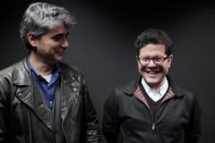 06 11 2019 - Ouverture du festival - Université de Lyon - Rodrigo Areias (réalisateur), Eduardo Brito (co-scénariste)